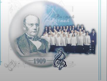Logo Chóru im. St. Moniuszki